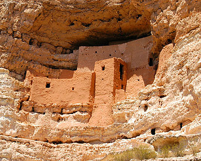 Explore ancient Montezuma Castle after CSI's research conference