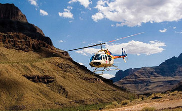 Soar over scenic vistas during the business research conference