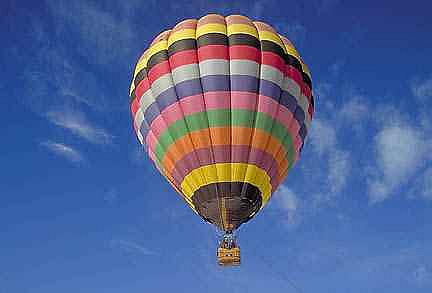 Try hot air ballooning after the behavioral sciences research conference
