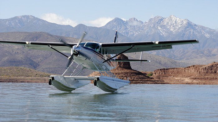 Take a seaplane tour after our business research conference